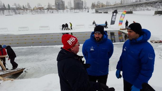 Jarkko Enqvist nos explica el WinterSwim