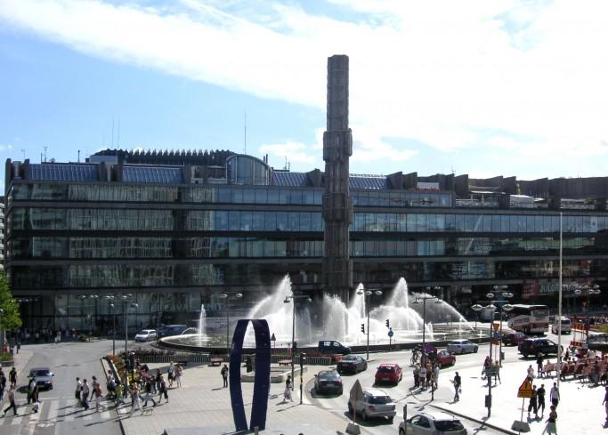 Kulturhuset en Estocolmo