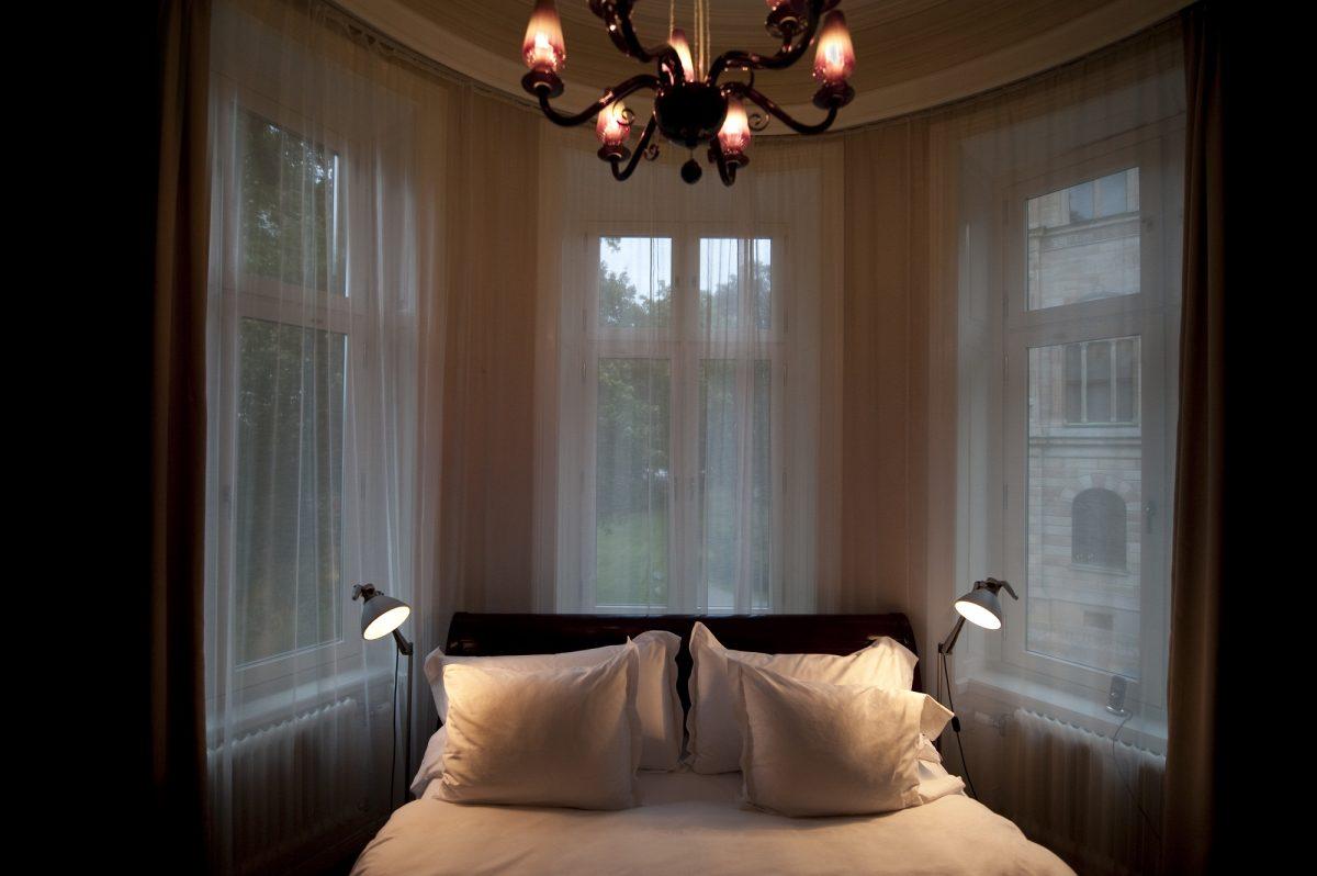Lydmar Hotel, habitación de lujo de tipo suite en Estocolmo