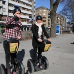 Aventuras en Segway en Gotemburgo