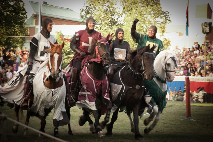 Semana medieval de Visby <br> Foto: Marie-Anne Björkman