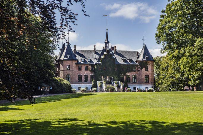 Castillo de Sofiero en Helsingborg, Suecia - Foto: Sophie Håkansson