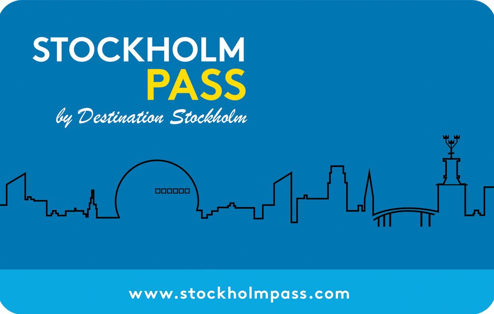 Stockhom Pass 2017 tu visita a Estocolmo aun más ventajosa