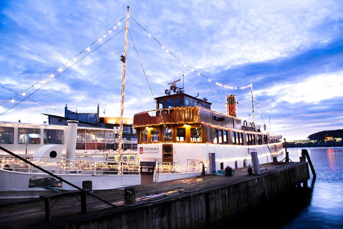Crucero de Navidad por el archipiélago de Gotemburgo <br> Foto: stromma.se
