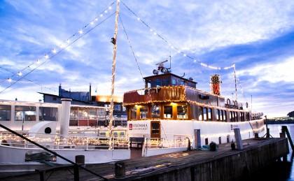 Crucero de Navidad por el archipiélago de Gotemburgo Foto: stromma.se
