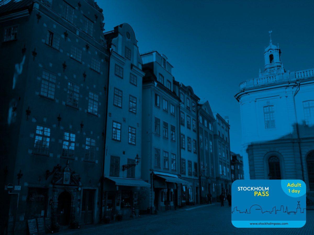 Tarjeta turística de Estocolmo: Stockholm Pass <br> Foto: Israel Úbeda / sweetsweden.com