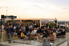 Terraza SUS del hotel At Six Foto: Cimon Nicolas