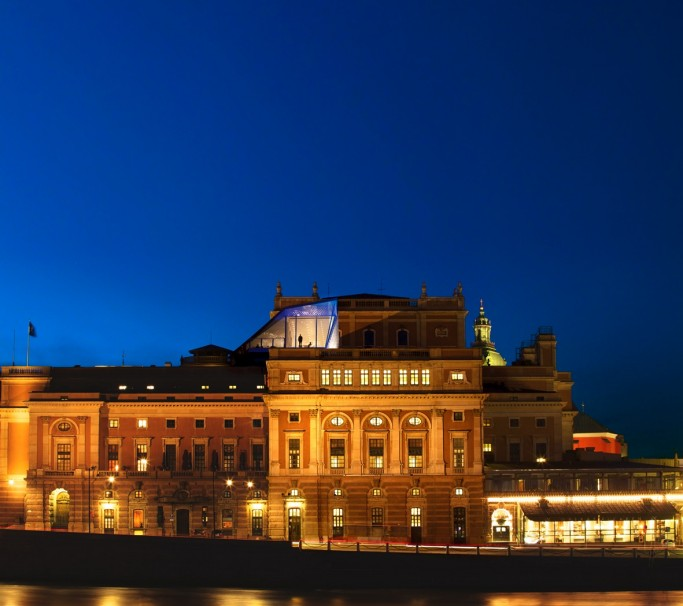 El Cubo de Electrolux en Estocolmo