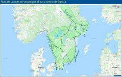Viaje a Suecia 2018 - Ruta de un mes en coche por el sur y el centro de Suecia