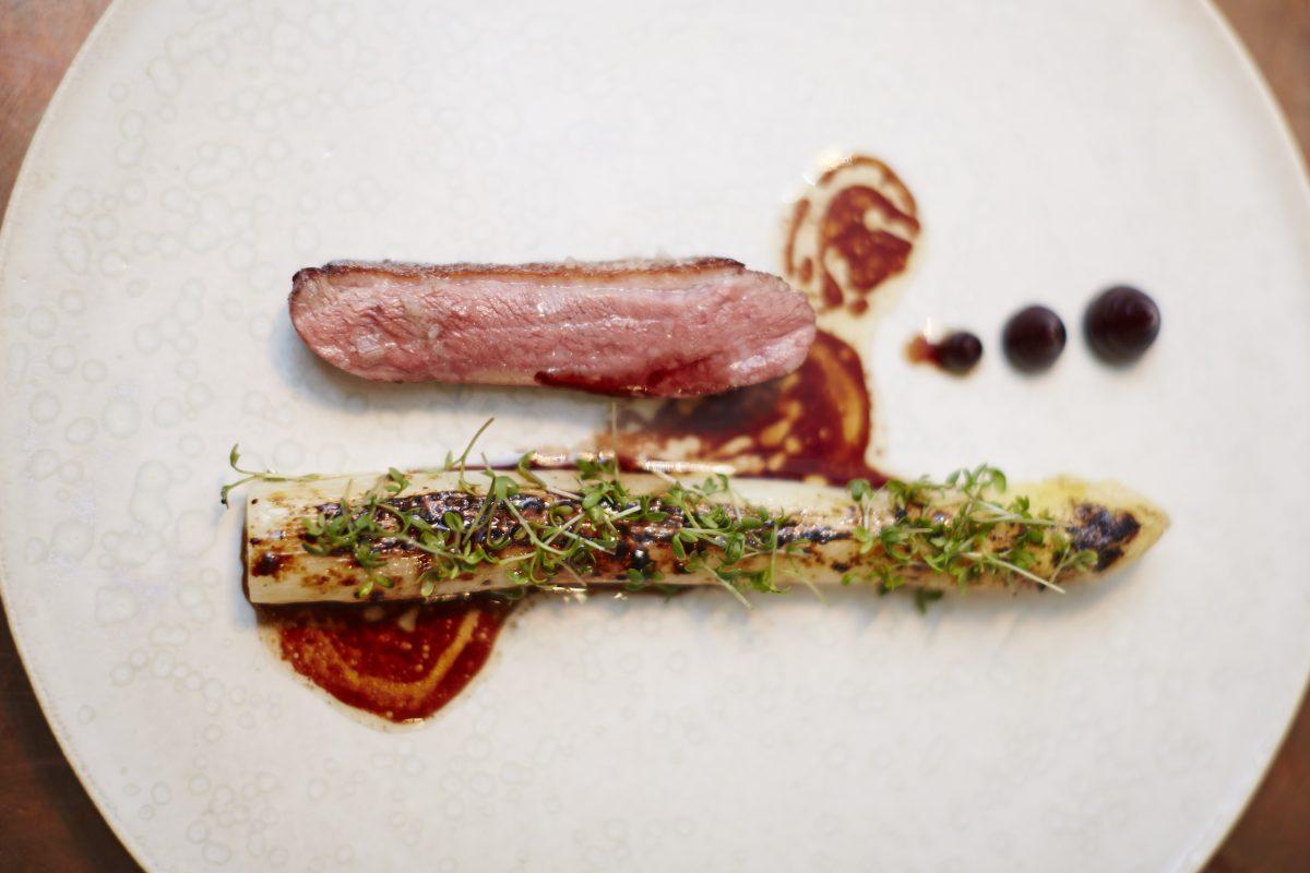 Comida en Vollmers <br> Foto: Vollmers