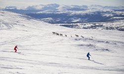 Esquiando en Åre Foto: Ola Matsson / Skistar
