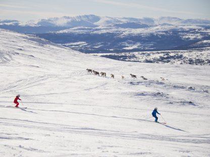 Offerta viaggio di sci ad Åre in Svezia