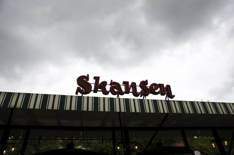 Das Skansen-Museum <br> Björn Tesch / imagebank.sweden.se