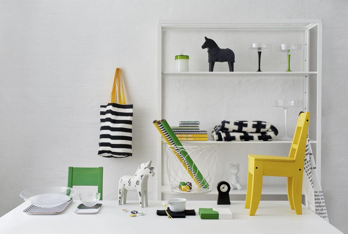 Artículos en la tienda del museo IKEA <br> Foto: © Inter IKEA Systems B.V. 2016