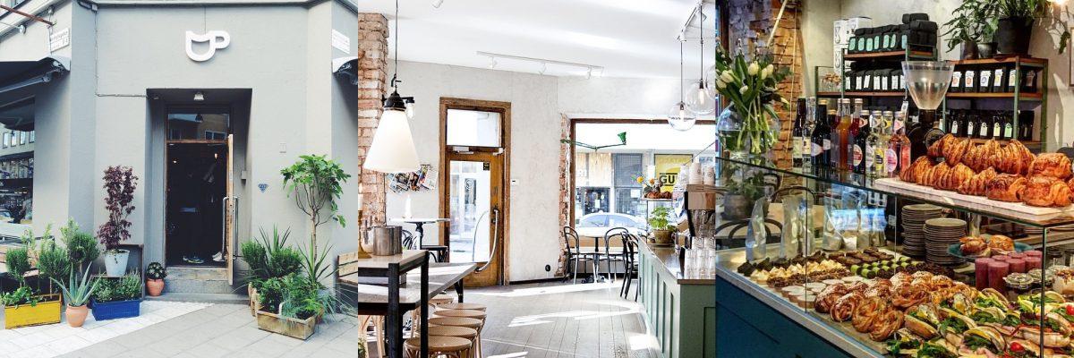 Café Pascal, la mejor cafetería de 2017 en Estocolmo <br> Foto a partir de collage del facebook de Cafe Pascal