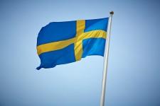 Bandera de Suecia Foto: Carolina Romare / imagebank.sweden.se