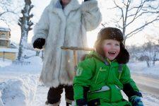 Niño sueco Foto: Carolina Romare / sweetsweden.com