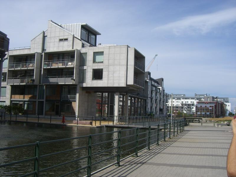 Vista de la zona de viviendas Bo01