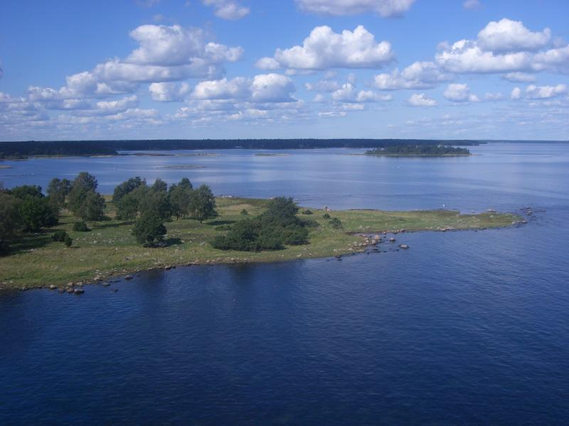 Östkusten (costa oriental) cerca de Kalmar