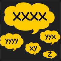 Dices X cuando todos dicen Y