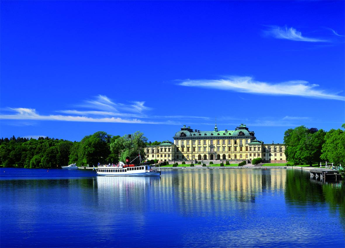 Crucero a Drottningholm <br> Foto: Nils Johan Norenlind