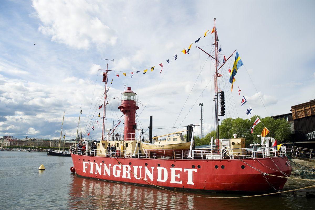 Barcos museo junto al Museo Vasa en Estocolmo Foto: Maria Lundgren / SMM