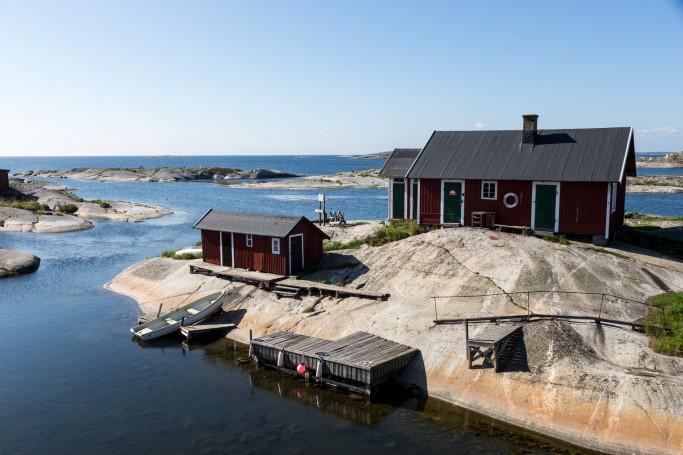 Visitar el archipiélago de Estocolmoe en verano <br> Foto: Henrik Trygg / imagebank.sweden.se