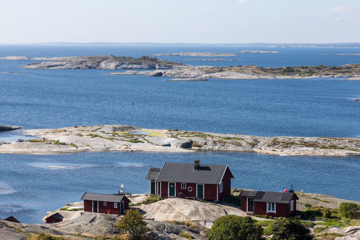 El archipiélago de Estocolmo Foto: Henrik Trygg / imagebank.sweden.se