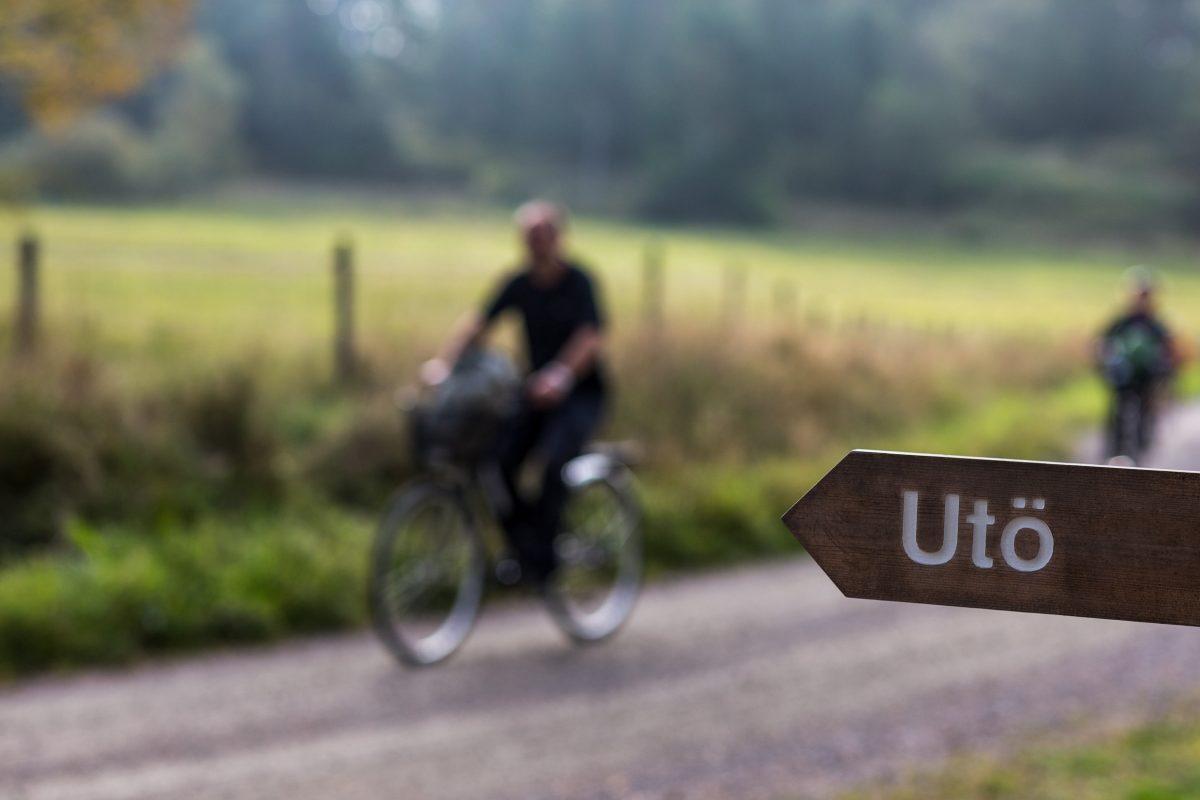 En bicicleta por el archipiélago de Estocolmo <br> Foto: Henrik Trygg / imagebank.sweden.se
