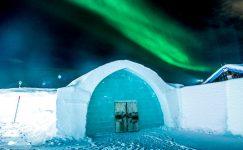 IceHotel de la Laponia sueca, foto: Asaf Kliger