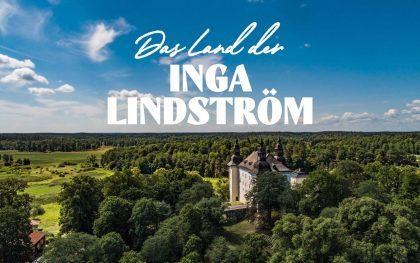 Descubriendo los parajes de Inga Lindstrom en Suecia Foto: Visit Östergötland
