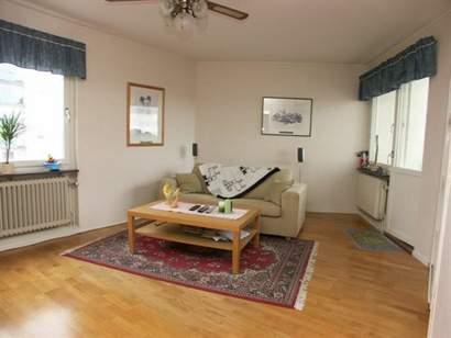 Interior de un piso sueco