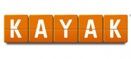 Logo de Kayak
