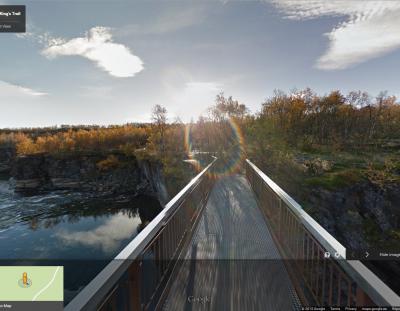 Descubre 20 atracciones suecas gracias a Google Street View