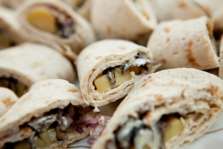 Surströmming Sandwich <br> Foto: Magnus Skoglöf / imagebank.sweden.se