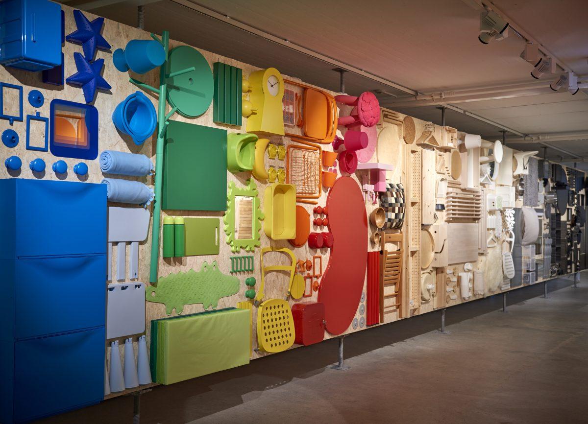 Exposición principal del Museo IKEA de Suecia <br> Foto: © Inter IKEA Systems B.V. 2016