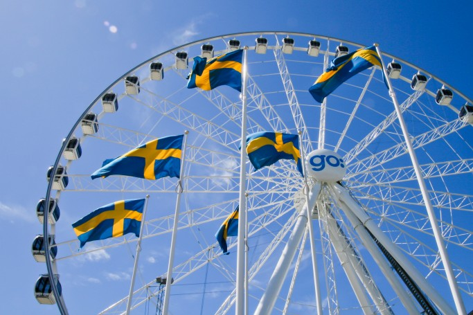Noria de Gotemburgo, Foto: Martin Jakobsson / imagebank.sweden.com