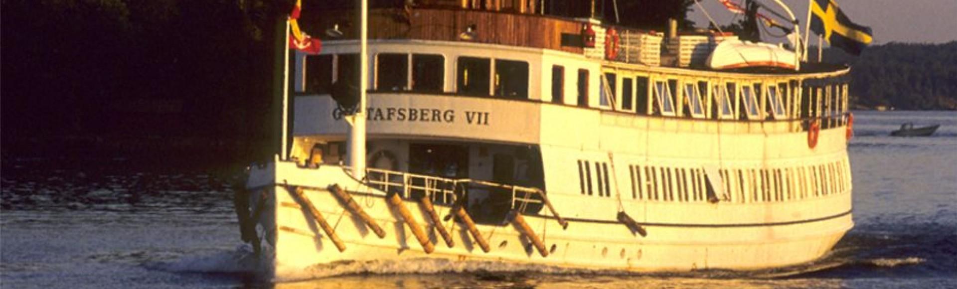 Cruceros degustación en Estocolmo en otoño
