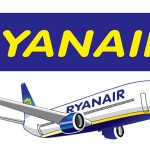 Nuevo logo de Ryanair - New logo Ryanair
