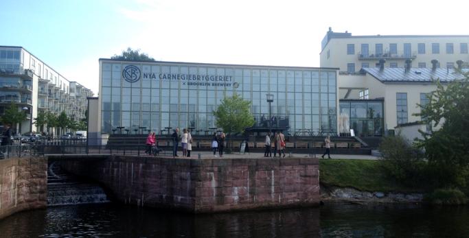 Nya Carnegiebryggeriet en Hammarby Sjöstad, Estocolmo - foto por Israel Úbeda