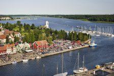 Vista de Nyköping Foto: Gunta Podina