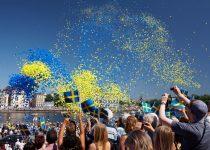 6 de junio - día nacional de Suecia Foto: Ola Ericson / imagebank.sweden.se
