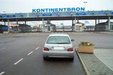 En coche a Suecia en 2004 Foto: Israel Úbeda / sweetsweden.com