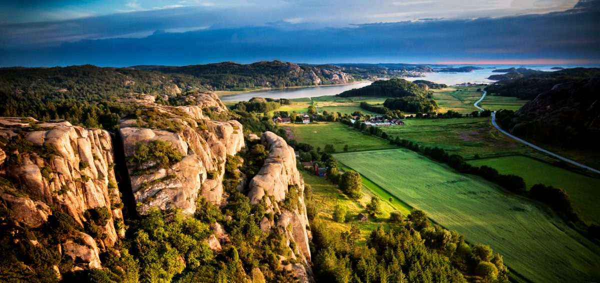 The idyllic coast at Bohuslän to the north of Gothenburg <br /> Photo: Per Pixel Petersson / imagebank.sweden.se
