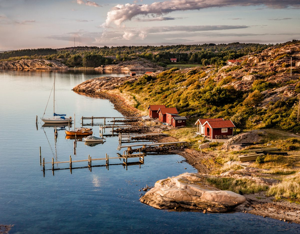 Landscape at Bohuslän Coast <br /> Photo: Per Pixel Pettersson / imagebank.sweden.se