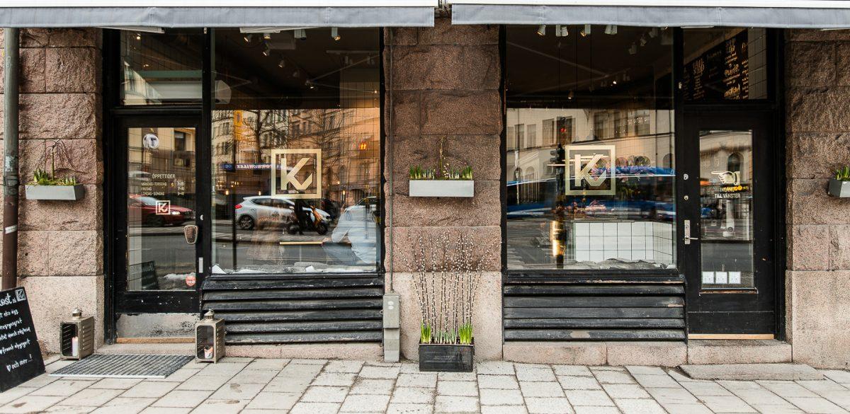 Kaffeverket en Sankt Eriksgatan, Estocolmo <br> Foto: Cesar af Reis / kaffeverket.nu