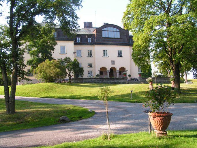 Museo de arte Waldemarsudde en Estocolmo - Foto: Kjell Renblad