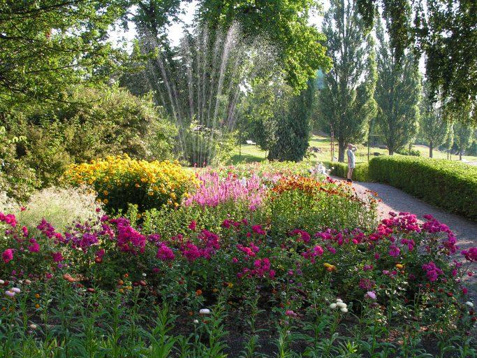 Jardines en Waldemarsudde Estocolmo - Foto: Kjell Renblad