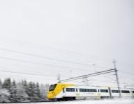 El tren rápido Arlanda Express a Estocolmo - Foto: Patrick Johansson
