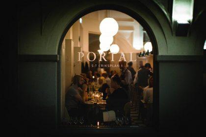Restaurante Portal en Estocolmo Foto: portalrestaurant.se